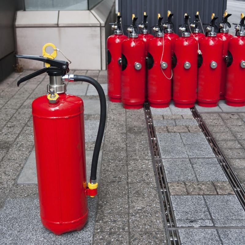 Sistenmas extintores de incendios