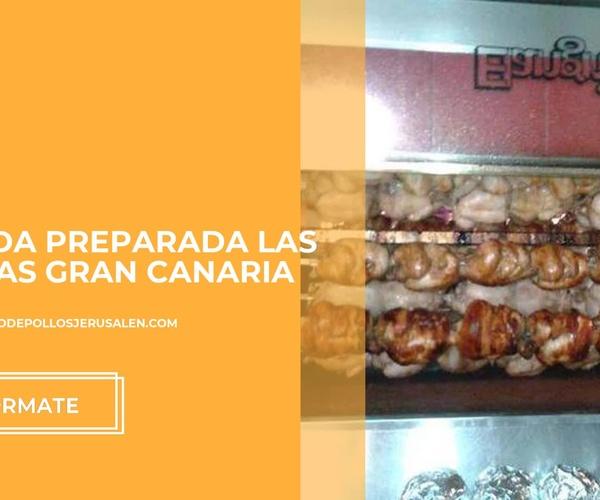 Asador de pollos en Las Palmas de Gran Canaria   Asadero de pollos Jerusalén