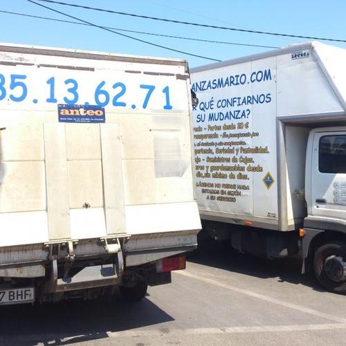 Mudanzas baratas en Asturias | Transportes Mario