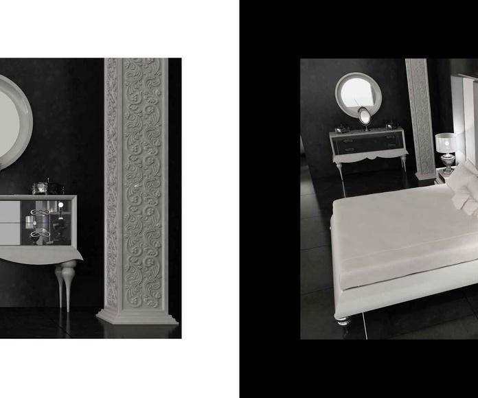 Colección Fenix Dormitorios: Catálogo de muebles y sofás de Goga Muebles & Complementos