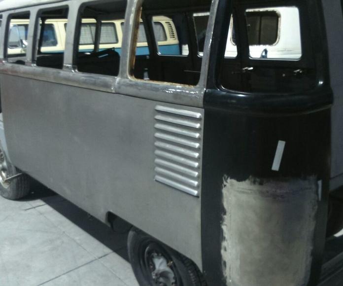 talleres para restauración de coches Valdemoro