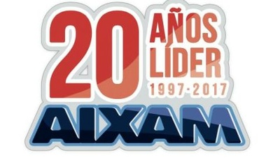 Aixam celebra su 20 aniversario en España