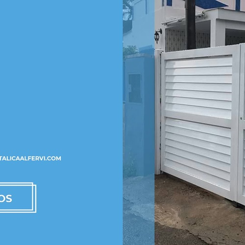 Ventanas de aluminio en Vila-Real | Alfervi