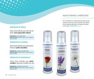 Aguas florales