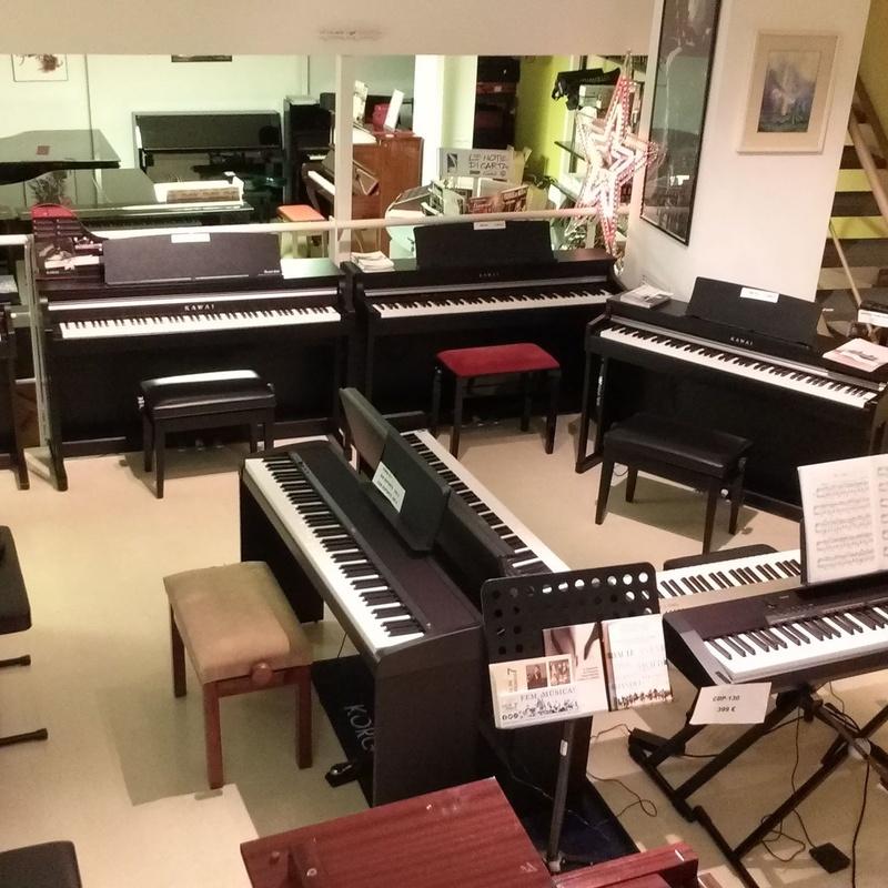 PIANO YAMAHA  U1M 3655626 : Catálogo de L'Art Guinardó