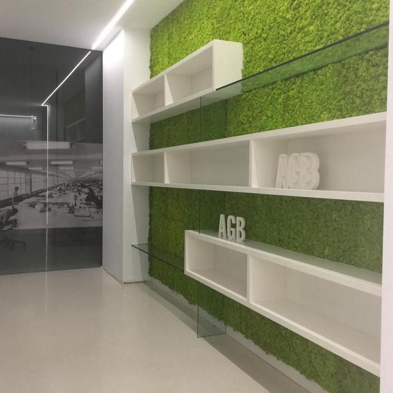 Proyectos: Nuestros productos de Office Gandía