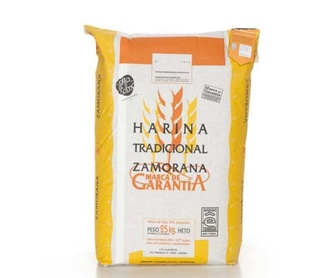 Harina de trigo duro ecológico 5 kg: Productos de Coperblanc Zamorana