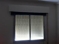 Persiana empotrada de PVC, aluminio térmico y madera: Catálogo de persianas de Persianas Aluplas
