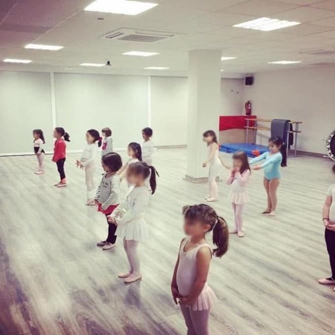 Algunas de las ventajas que la danza puede ofrecer a los niños
