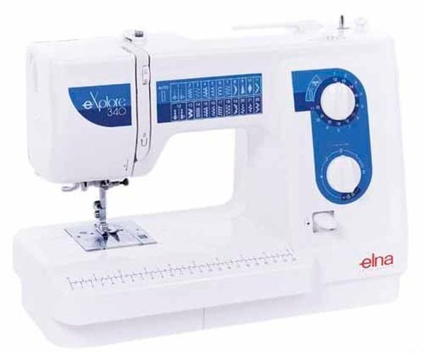 Máquina de coser Elna 340 Explore