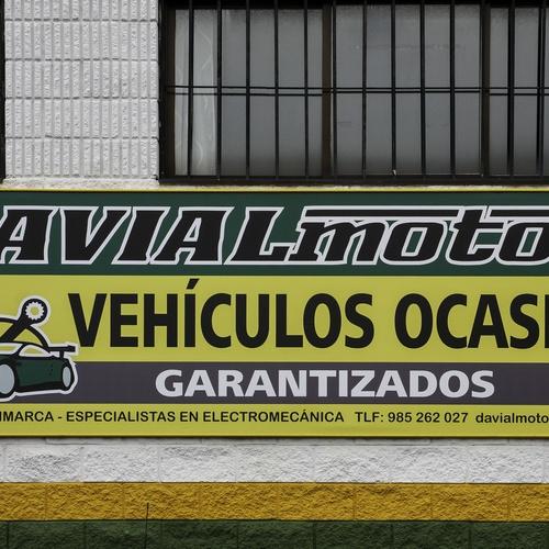 Davial Motor también te ofrece vehículos de ocasión