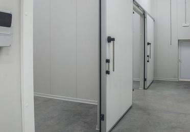 Puertas frigoríficas batientes
