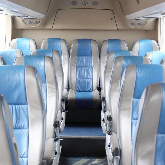 La temperatura ideal para viajar en autocar
