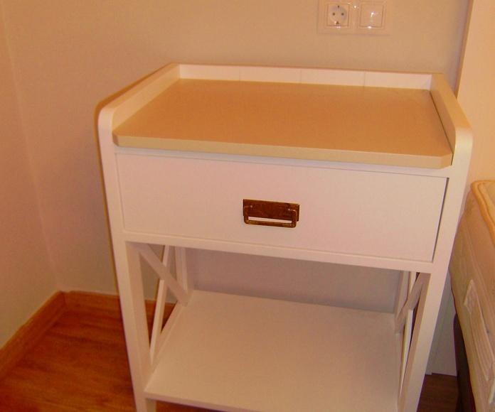 Dormitorios: Productos de Ebanistería del Valle
