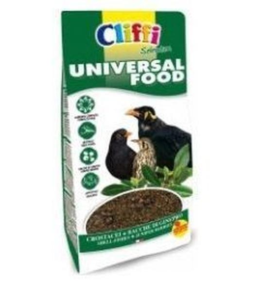 Alimento completo para aves insectívoras