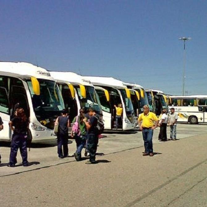¿De qué nos beneficiaremos al viajar en autocar?