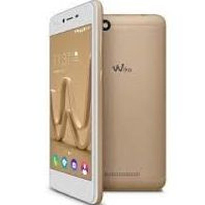 """SMARTPHONE WIKO JERRY MAX 5"""" 8 GB GOLD : Productos y Servicios de Stylepc"""
