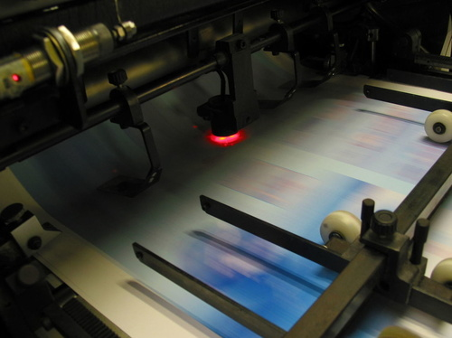 Impresión offset en Granada