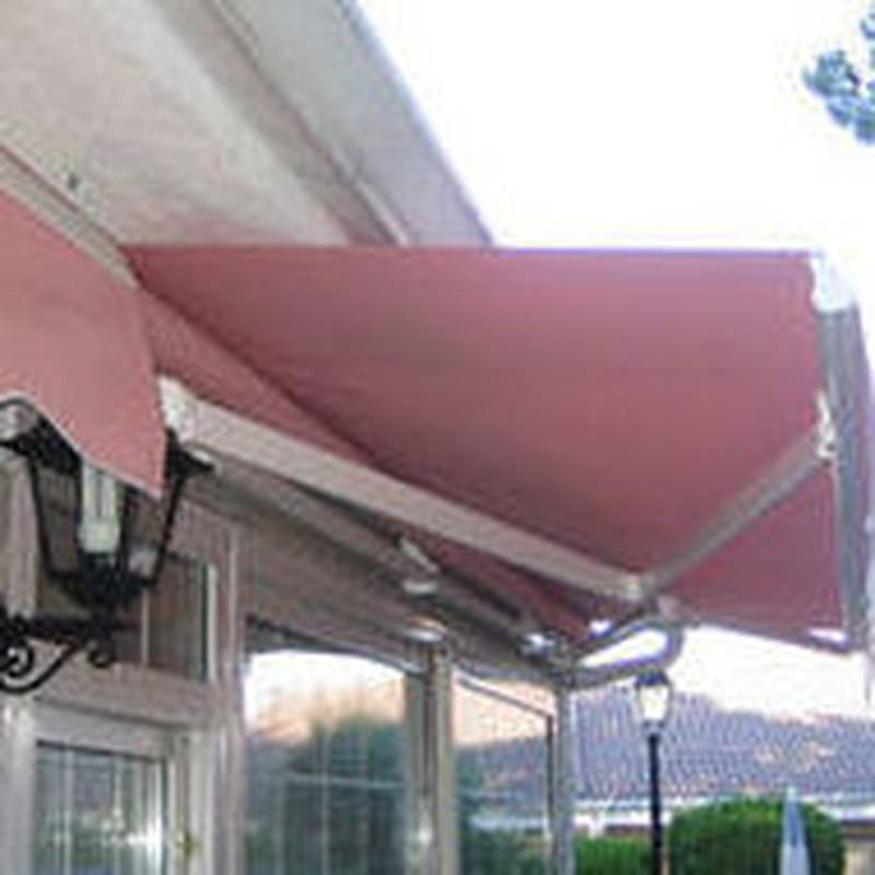 Toldo extensible monoblock Madrid