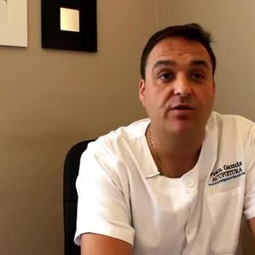 Entrevista Explicando mi metodo de adelgazar con Auriculoterapia