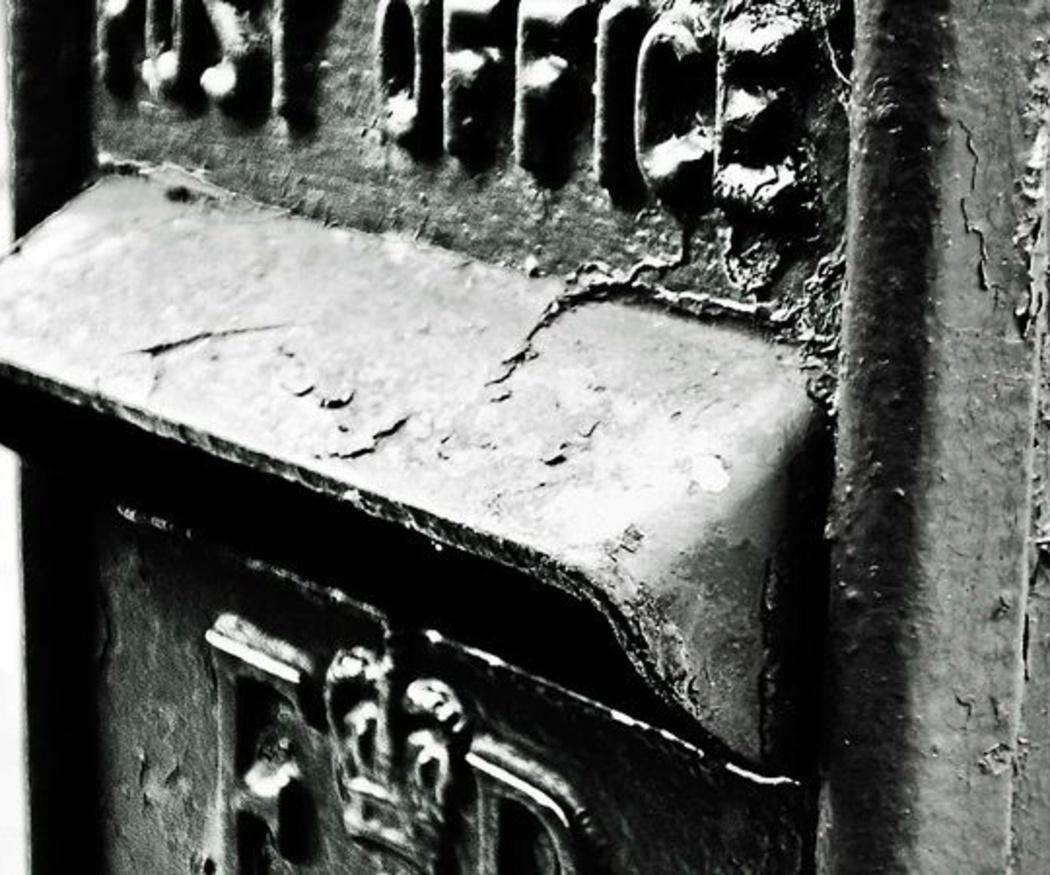 Historia de los envíos postales