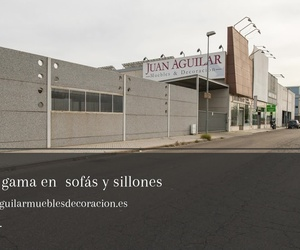 Muebles para el hogar en Córdoba: JUAN AGUILAR MUEBLES DECORACIÓN