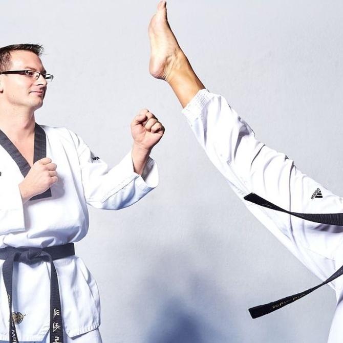 Artes marciales (I): el taekwondo