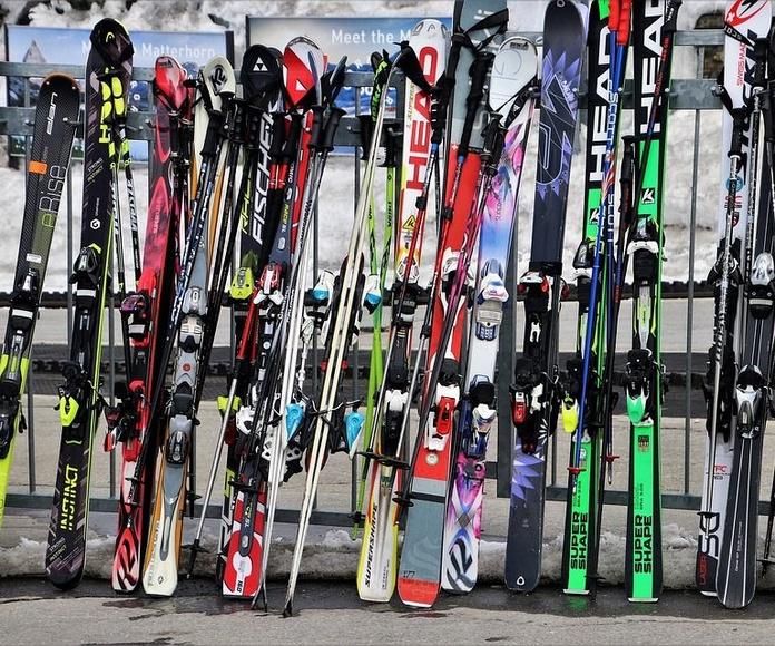 Reparación de material: Servicios de Tebarray Boutique Sport Ski