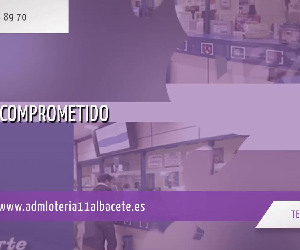 Loterías del estado en Albacete