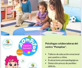 Arte y Arquitectura: Centro Infantil Pompitas de Centro Infantil Pompitas