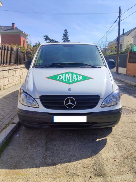 Servicio a domicilio en todo Madrid: Servicios de Tintorerías Dimar