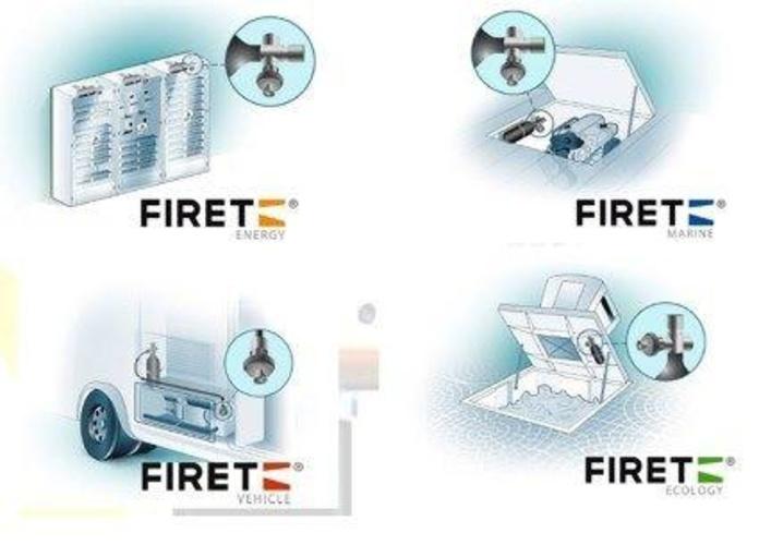 FIRET, EL FUTURO EN EXTINXION CONTRA INCENDIOS