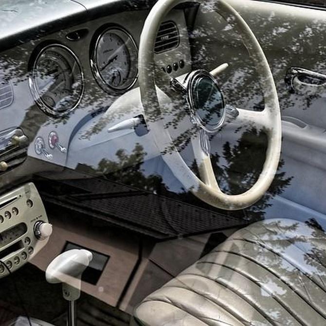 ¿Qué es la tapicería del coche?