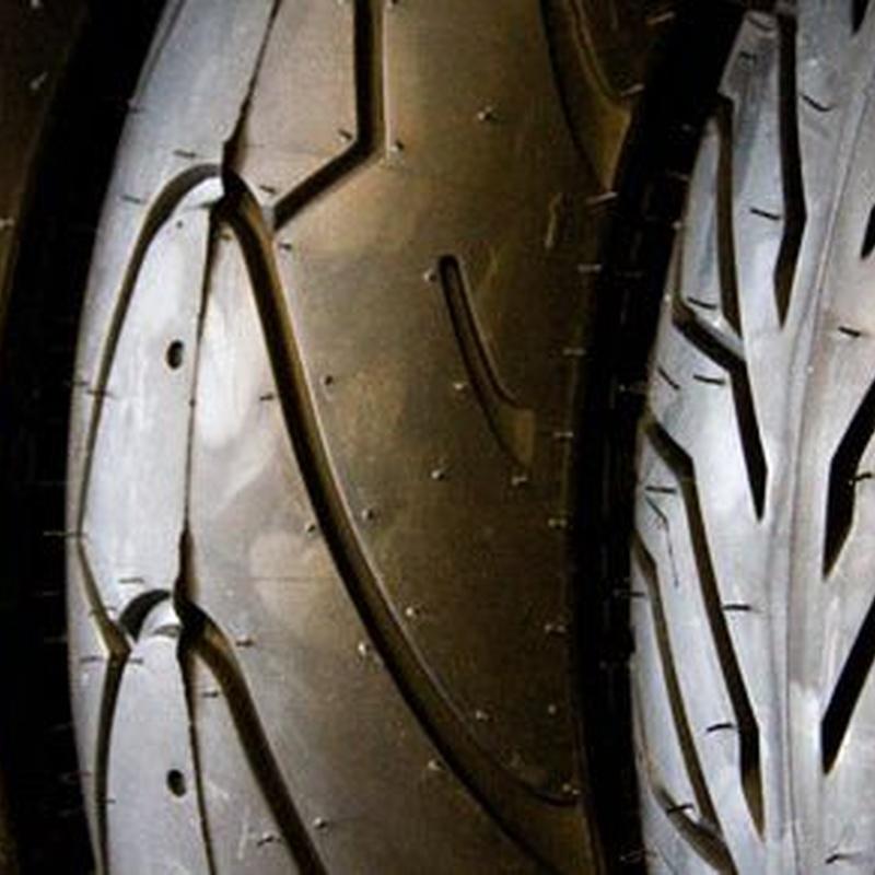Neumáticos para motos: Productos y servicios de Neumáticos Teodoro