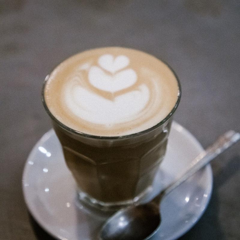 Cafés: Carta de Plenti