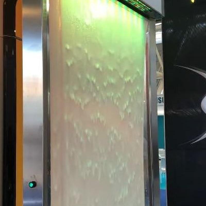 Cortina de espuma: Productos de Sojigar