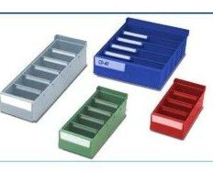 Cajas para estantería: Productos de Trilla y Ventura