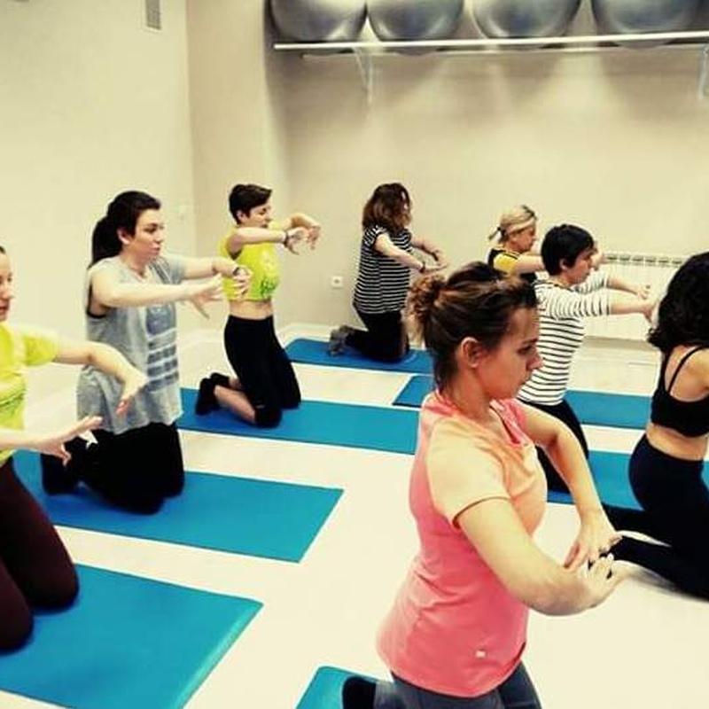 Hipopresivos en Getxo: Servicios  de Arane Fisioterapia