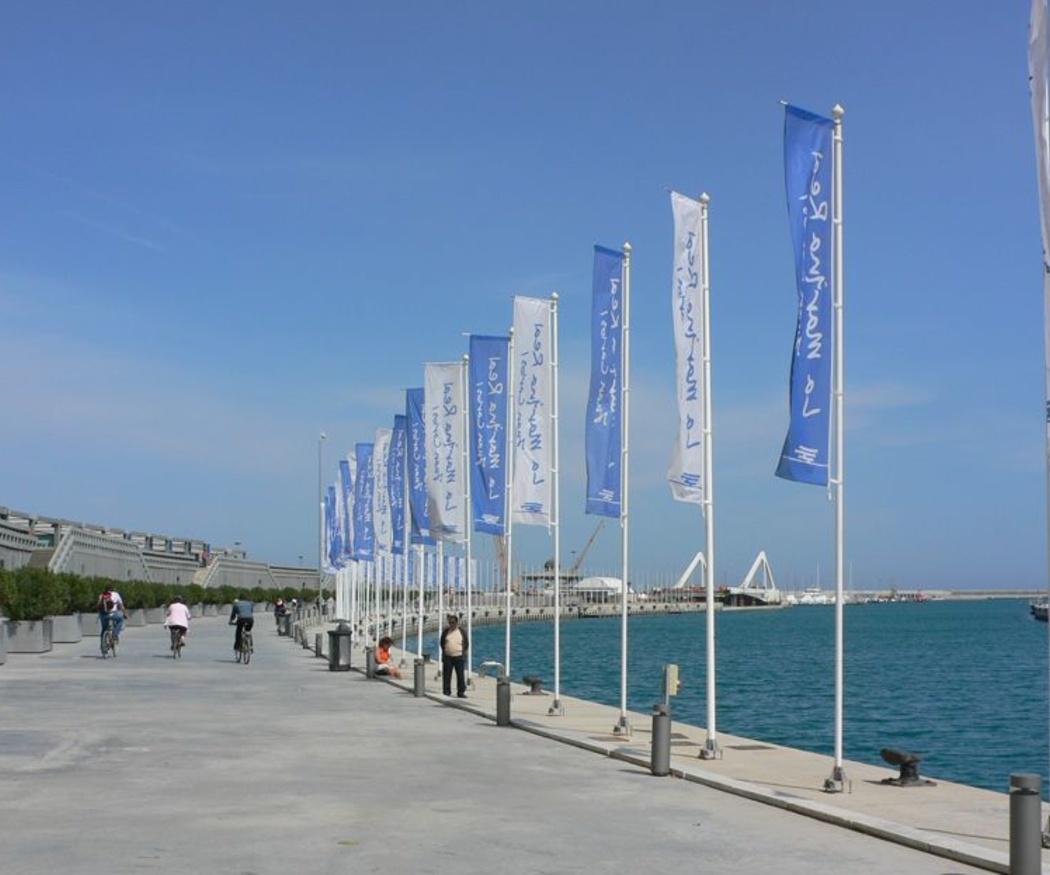 El Puerto de Valencia como eje entre España y el Mediterráneo