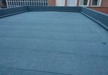 Impermeabilizacion con láminas asfalticas