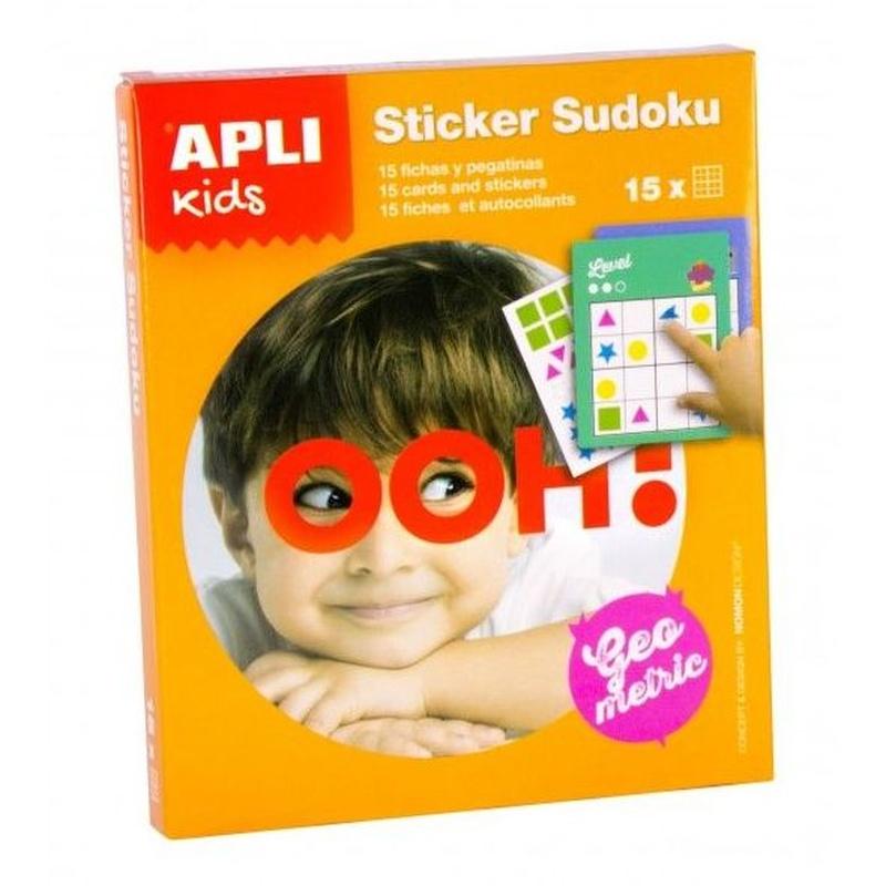Sticker Sudoku APLI
