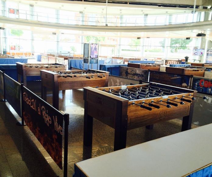 Salón del campeonato