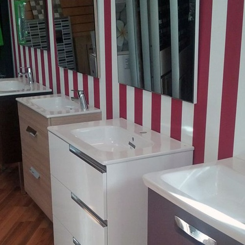 Muebles de cuartos de baño en Málaga