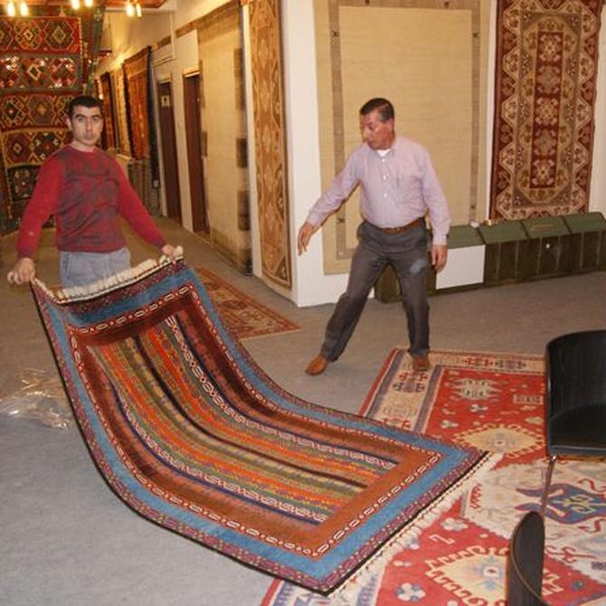 Trucos para elegir la alfombra ideal