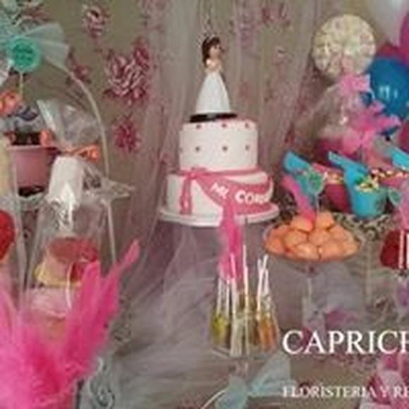 Candy Bar  de Mesa de Dulces: TIENDA ONLINE Y CATÁLOGO de Floristería y Regalos Caprichos Parla