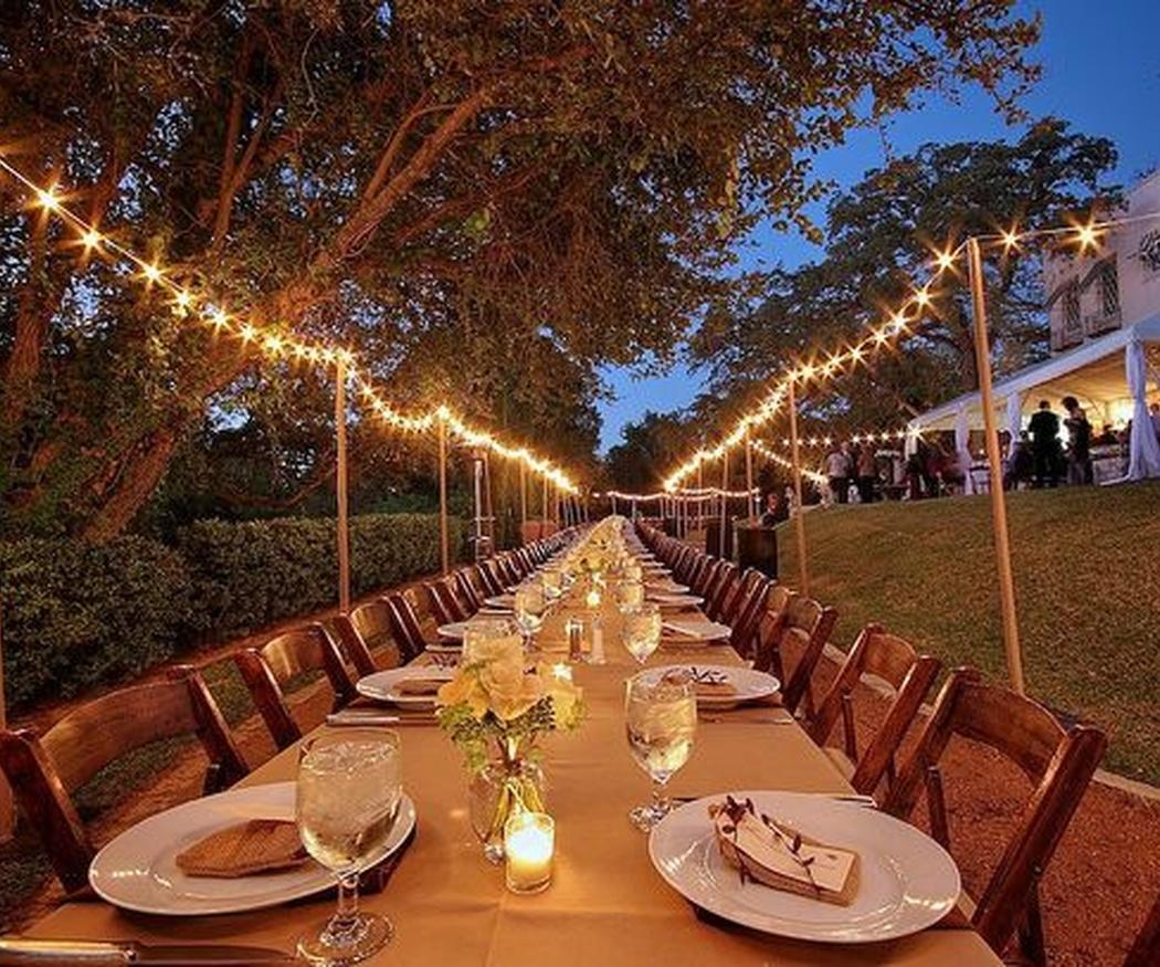 Cómo decorar tu salón de bodas