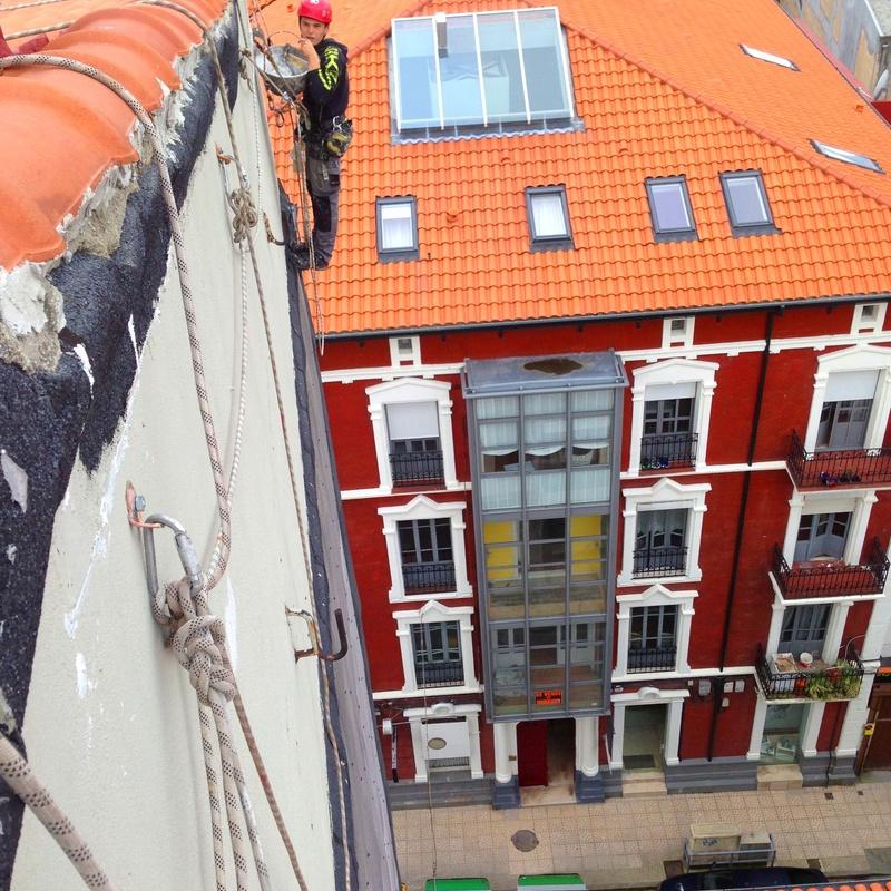 Arreglo de fachadas