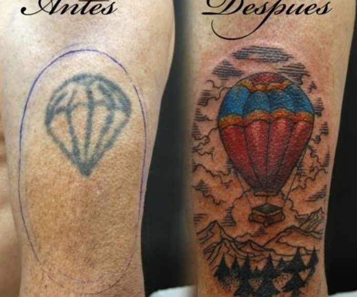 Cover Up: Catálogo de La Madre Tattoo & Piercing