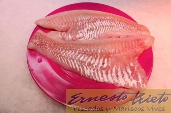 Bacalao en filetes: Catálogo de Ernesto Prieto