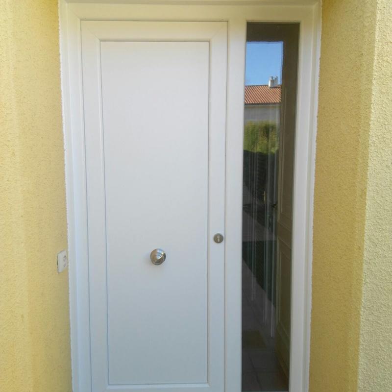 Puertas principales de PVC: Catálogo de Alféizar